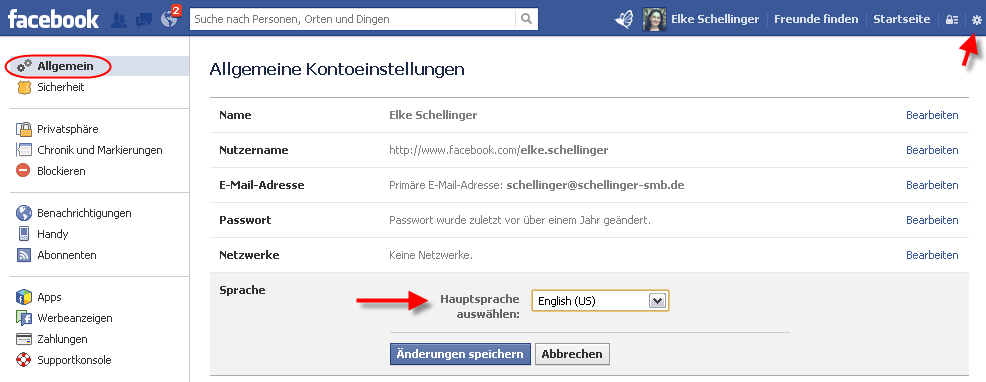 Facebook Social Search