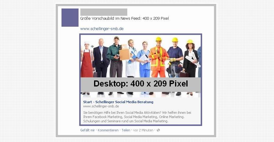 Thumbnail Größe Desktop angepasst