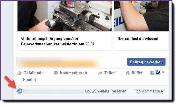 kostenlos Facebook Fans gewinnen