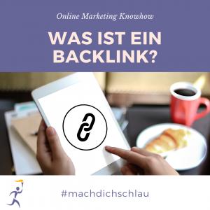 Was ist ein Backlink?